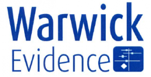 Warwick Evidence logo